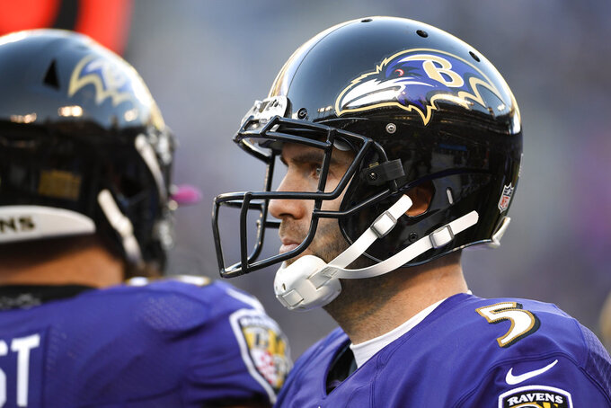 Ravens preparation for 2019 began before exit from playoffs