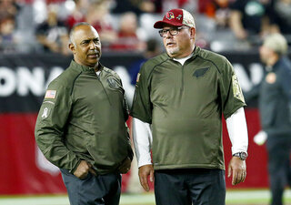 Marvin Lewis, Bruce Arians