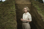 This image released by Netflix shows Carey Mulligan in a scene from
