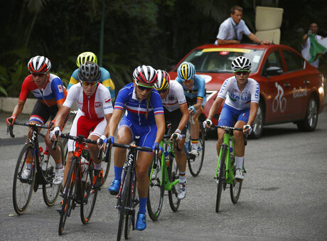 Rio Olympics Cycling Womens