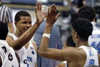 North Carolina Pittsburgh Basketball