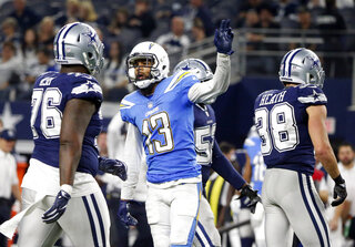 Richard Ash, Jeff Heath, Keenan Allen