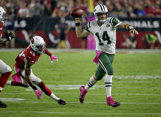 Jets Cardinals Football