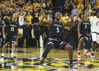 AAC Cincinnati Wichita St Basketball