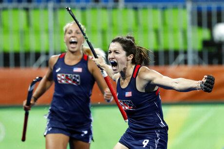 Rio Olympics Hockey Women