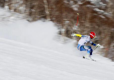Japan Asian Winter Games Alpine Skiing
