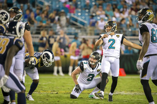 Jaguars Kickers Football