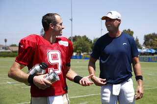 Drew Brees, Philip Rivers