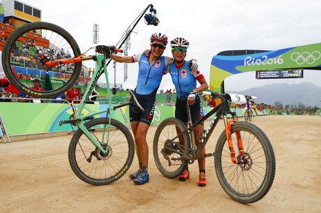 Rio Olympics Mountain Bike Cycling Women