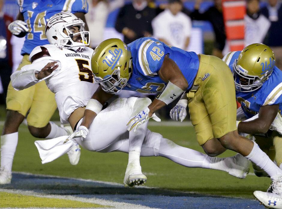 Arizona St UCLA Football