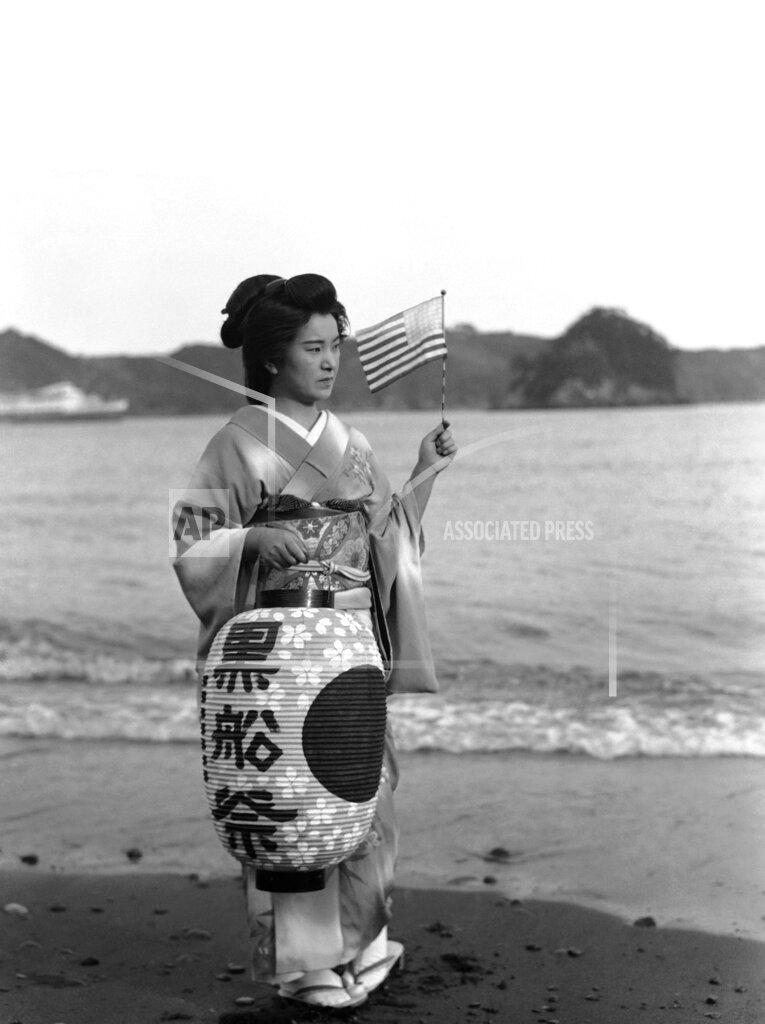 Watchf AP I   JPN APHS323916 Japan Geishas 1937