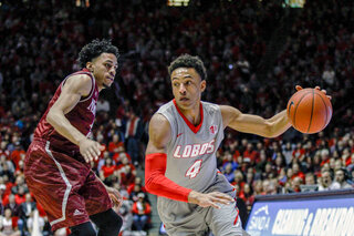 New Mexico St New Mexico Basketball