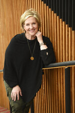 Research professor Brene Brown, star of the Netflix special