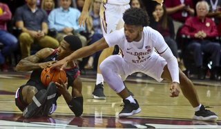 Troy Florida St Basketball