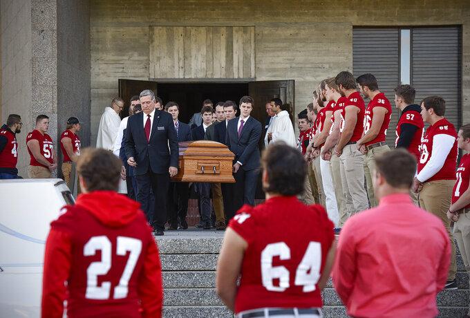 Final goodbye to college football coaching great Gagliardi