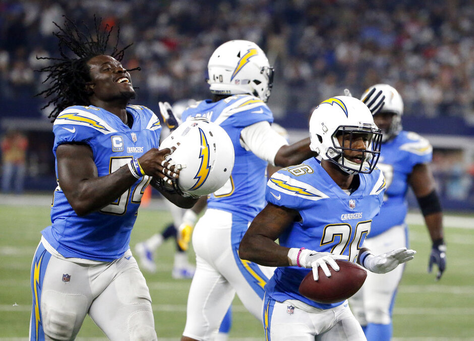 Casey Hayward, Melvin Ingram