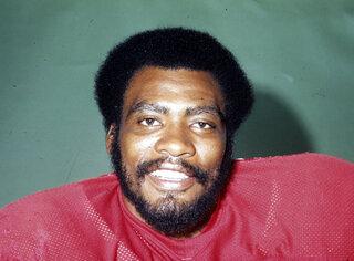 Hal of Fame Humphrey Football