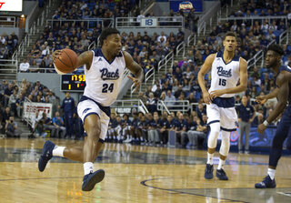 Akron Nevada Basketball
