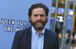 Zach Galifianakis arrives at the Los Angeles premiere of