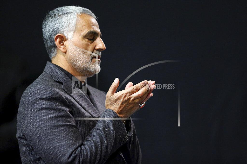 CORRECTION Mideast Iran