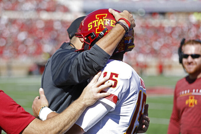 No. 23 Iowa State seeks 4th straight win vs. Oklahoma State