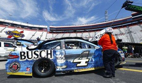 NASCAR Bristol Monster Auto Racing