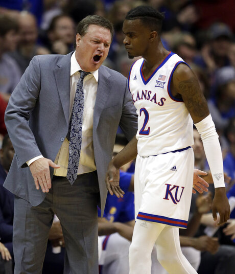 Bill Self, Lagerald Vick