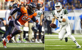 Broncos Jets Preview Football
