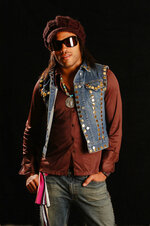 FILE - Lenny Kravitz appears during a portrait session in New York on May 20, 2004. In a new memoir,