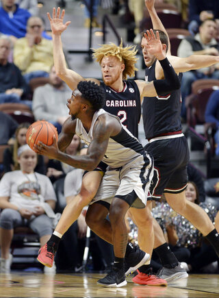 Providence South Carolina Basketball