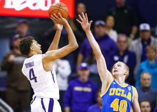 UCLA Washington Basketball