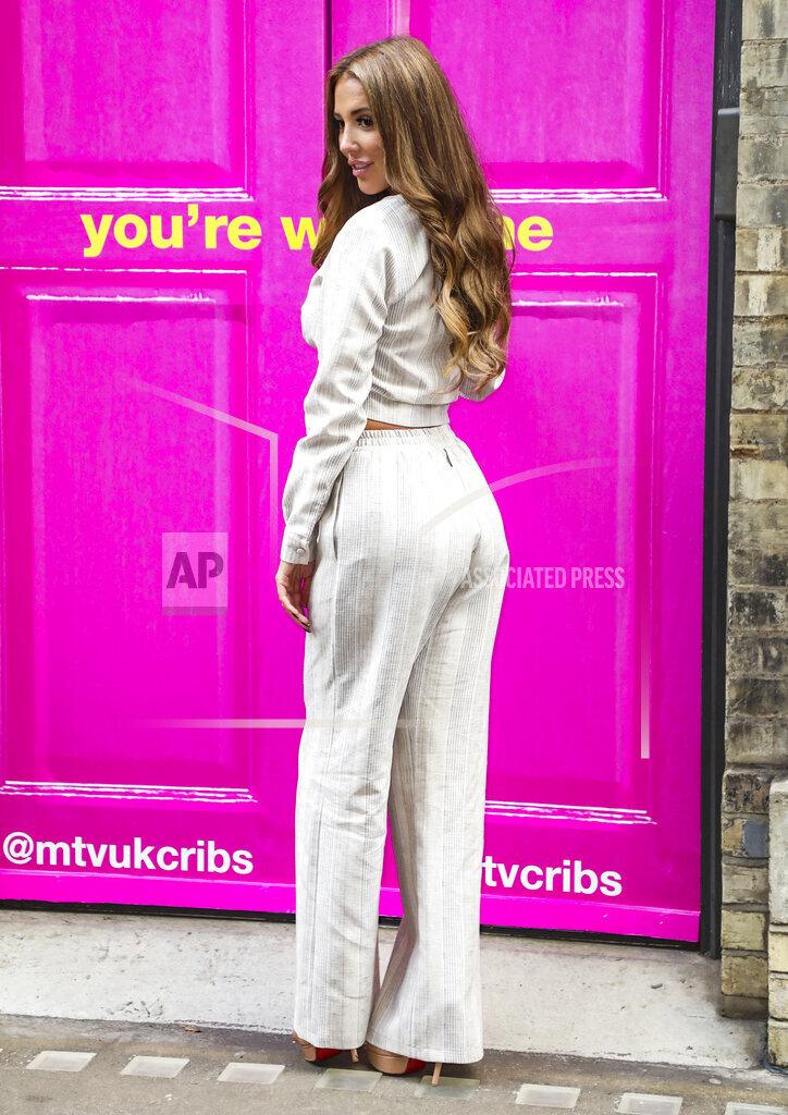 MTV Cribs Press Launch in London, UK - 19 Aug 2019