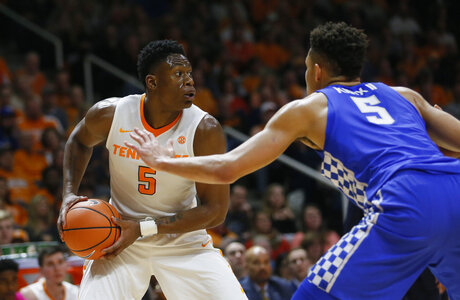 Admiral Schofield, Kevin Knox