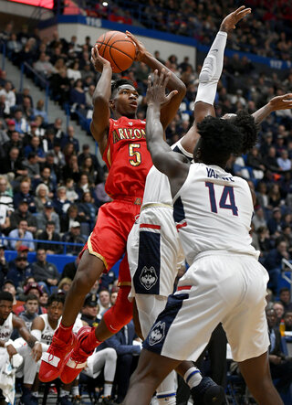 Arizona UConn Basketball