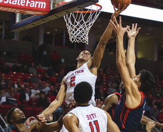 Florida Atlantic Texas Tech Basketball