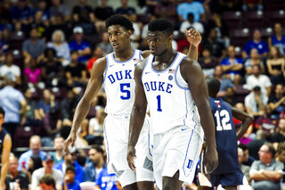Duke Reality Check Basketball