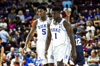 Duke Reality Check Basketball