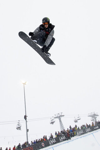 Switzerland Snowboard World Cup