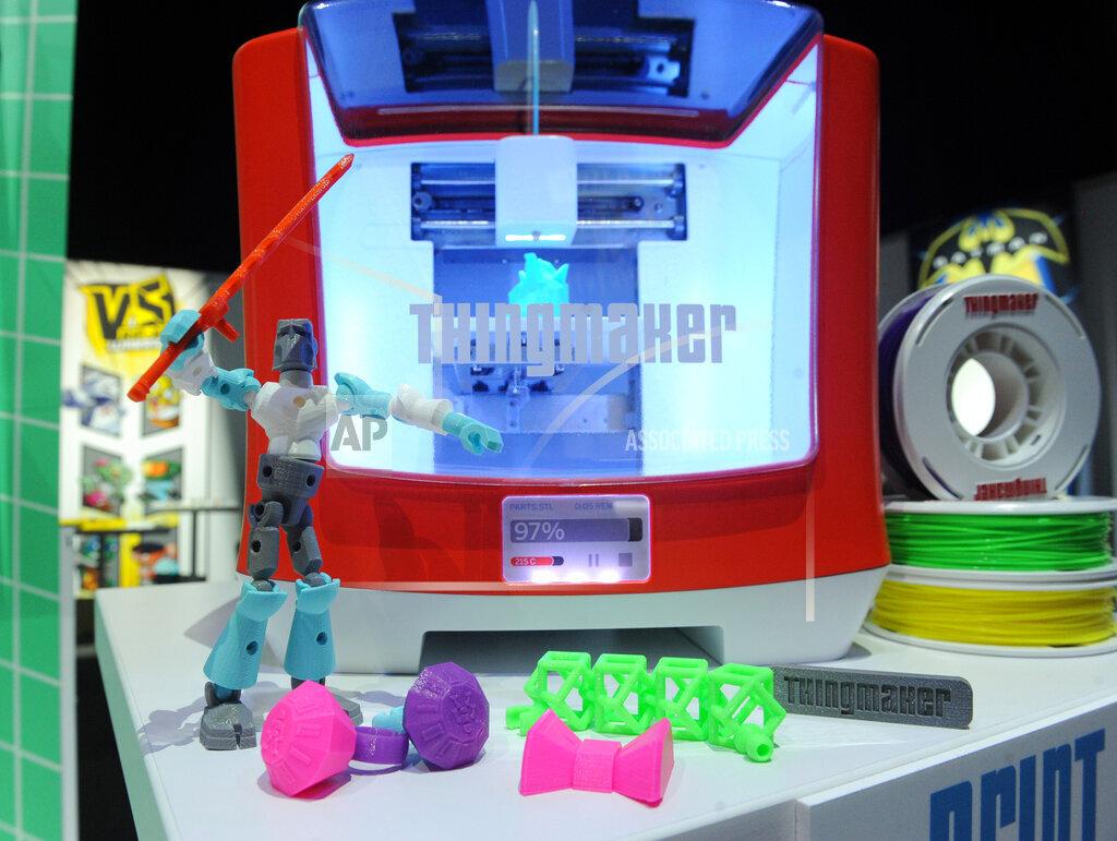 inVision Diane Bondareff/Invision/AP a ENT CPAENT NY USA INVL Mattel - 2016 New York Toy Fair