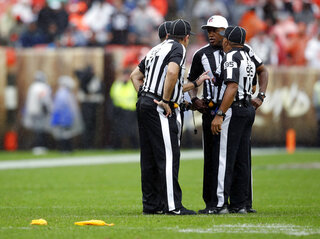 On Football Officiating Pipeline