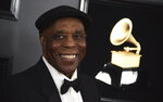 Buddy Guy arrives at the 61st annual Grammy Awards at the Staples Center on Sunday, Feb. 10, 2019, in Los Angeles. (Photo by Jordan Strauss/Invision/AP)