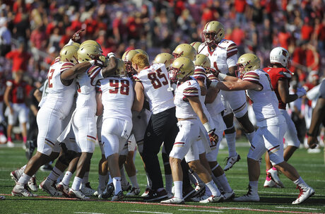 Boston College Louisville Football