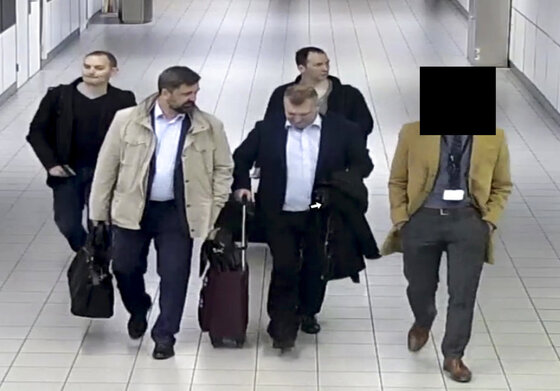 Netherlands Russia Cyberattacks