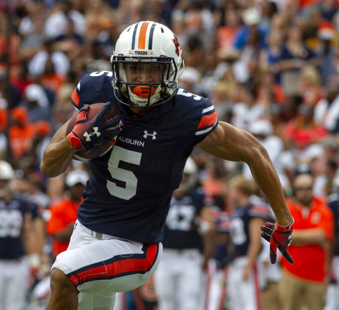 Auburn banking on young QB, Malzahn's playcalling
