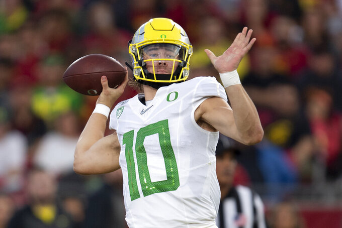 Ducks can clinch Pac-12 North with win over Arizona