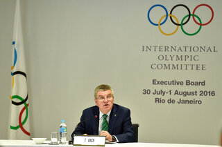 Rio Olympics IOC Executive Meeting