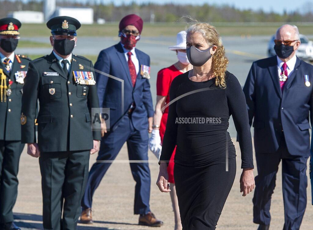 Canada Air Force Crash
