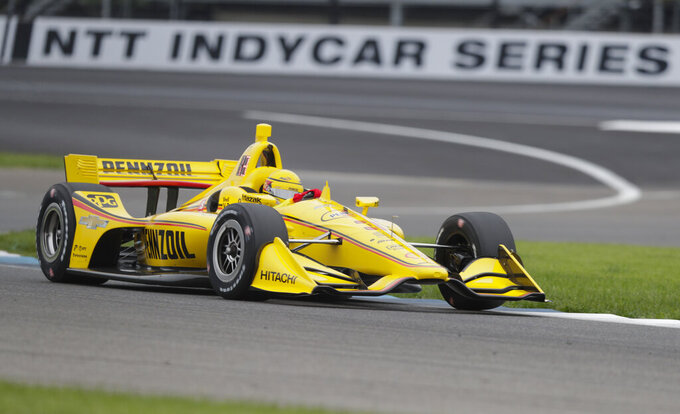 IndyCar drivers eager to compete after extended break