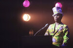 This image released by FX shows Billy Porter in a scene from