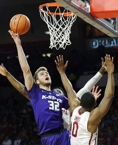 NCAA Sunflower State Health Basketball